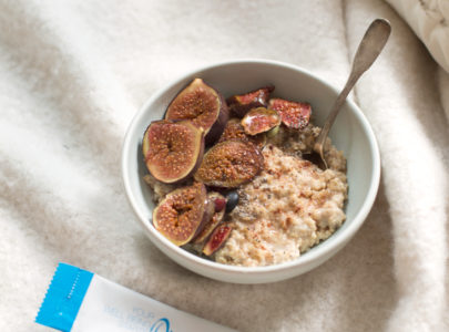 Porridge anti-grignotage